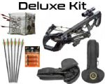 EK Archery Guillotine X Deluxe Crossbow Package WORTH £340.79